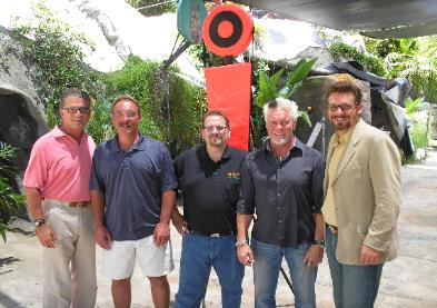 Mike Pereira, Dave Magee, Norman Harty, Scotty Ziegler, Reichart Von Wolfsheild
